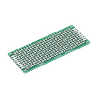 Wholesale Hot Double Side Prototype PCB Tinned Universal Breadboard x7cm mmx70mm New