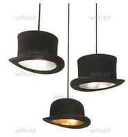 modern lighting pendant - JEEVES AND WOOSTER Hat Pendant Lights Aluminum lamp Innermost modern pendant lamp by Jake Phipps dinning room cafe bar lamps