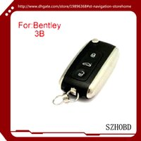 bentley shell - Remote Key Shell Buttons for Bentley car key