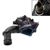 Wholesale 2015 New Engine Coolant Thermostat Housing For BMW Mini Cooper L L4 X order lt no track