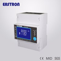 Wholesale SDM320M Single Phase Din Rail Multication Energy Meter with Multi tariffs and RS485 Modbus Communication A