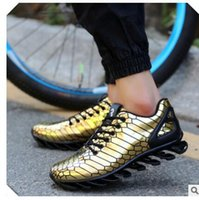 Painting Medium - Autumn new Y3 blade tide shoes running shoes men fashion paint movement light shoes