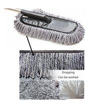 Wholesale 1pcs Stylish Hot Microfiber Car Washing Cleaning Glove Kit Cleaner Car Beauty New