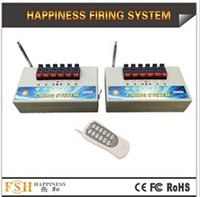 Wholesale 12 Cues Sequential and Salvo Fire Function m Remote control Fireworks Firing System DB06r