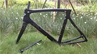 Wholesale 2015 T1000 k carbon road bike frame bob matte finish Carbon fiber bicycle frame BB68 BB30 all color available stem sky