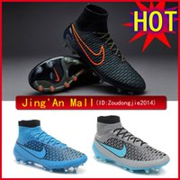 Wholesale Free Shippping Nike Magista Obra FG soccer cleats nike mercurial superfly fg soccer shoes Nike soccer cleats nike shoe nike soccer boots