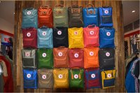 Wholesale Kanken Classic Backpack bag unisex casual school bags travel bag