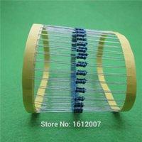 200 x 130 Ohm Resistencia 130 R Metal Film Resistor 0.25W ROHS 1 / 4W + / - 1% ventas al por mayor Componentes pasivos alta calidad