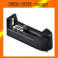 Wholesale 18650 Charger Dual Slots Universal Charger for Rechargeable Li ion Batteries EU US