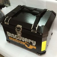 Wholesale car Professional Custom made motorcycle top case waterproof alloy rear box for gs gs gs etc