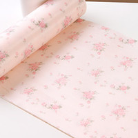 Wholesale Fashion Fresh Color Dot Home Contact Paper Kids Lovely Drawer Desk Liner Decor Kitchen Placemat Decoration