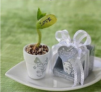 magic english - Love Magic Bean printed quot Love quot or quot I love U quot English Words Good for Wedding Favors with gift box