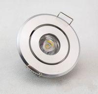 1w - 1W led ceiling light downlight lighting lamp bulb AC85 V warm white white