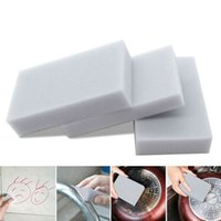 Wholesale 200pcs Easily Use Lightweight Car Clean Magic Sponge Eraser Clean Washing Mud for Car Cleaning Detail Clay Cleaning FreeShipping