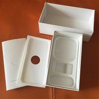 iphone empty box - iPhone S Box Cell Phone Boxes For iPhone S S S Plus G G G Without Accessories Empty Box
