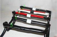 Wholesale Full carbon bike carbon bend the handle carbon handlebar saddle seatpot frame Wheels hubs bottle holder jersey