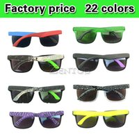 man and women - 2014 Fahion brand sunglasses men and women sun glasses sports outdoors far sight sunglasses colors hot sell