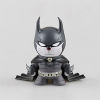 batman dark knight collection - Doraemon Cos Batman PVC Action Figures Doll The Dark Knight Juguetes Super Hero Brinquedos Anime Figure Status Collection Toy