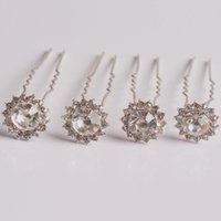 balls hair piece - New bridal hair pins clips accessories for wedding hot bridal Bridesmaid rhinestone hair piece hairpin comb clip accessory