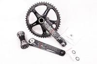 Wholesale Fixed Gear Cranks and Chainwheel sram omnium Crank with T Bicycle Cranks and Chainwheel
