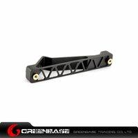 aluminum railing systems - Aluminum Angle Grip For KM System Rail Black NGA0957
