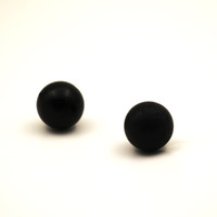 ball testing - Mental power test ball Bounce No Bounce Ball close up magic tricks mentalism props comedy joke for fun magia classic toy