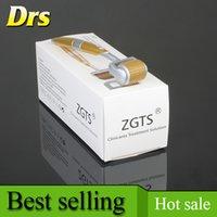 factory direct wholesale - Factory Direct mm mm ZGTS titanium alloy needles derma roller mirco needle skin derma roller
