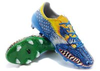 Wholesale Hot Sale F50 FG Yamamoto Soccer shoes Dragon limited Cleats Synthetic Leather football Boots New athletic shoes Size