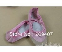 Wholesale DHL pos Child Dance Shoes Ballet Slippers colors Fast Delivery