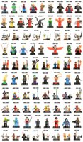 Wholesale The Avengers Bricks toys Spiderman building blocks Superheroes Action Figure Minions Big hero InsideOut Star Wars minifigure Christmas Gifts