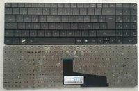 Wholesale New laptop keyboard for ASUS N55X N55XI UK layout