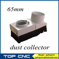 cnc - cnc parts mm diameter dust collector cover for cnc router