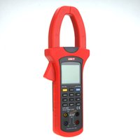 Wholesale UNI T UT232 Three Phase True RMS Digital Power Clamp Meters Auto Range w USB Interface