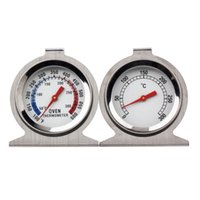 Wholesale 1pcs Stand Up Food Meat Dial Oven Thermometer Temperature Gauge Gage