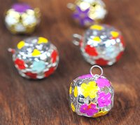 Wholesale Pet Dog Cat Safety Bell Pet Pendant Small Ringing Bell Dog Tag ID Fit Pet Collar