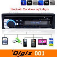 MP3 Player ape audio player - 24V Car Bluetooth Stereo FM Radio MP3 Player Din Audio USB SD AUX APE FLAC Car Electronics In Dash CARS0690