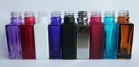 free product samples - It is free for the products sets bottle cap rubber and dropper ml flat square bottles in different colors as sample but the freight