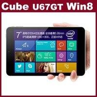 windows 8 tablet - Original Cube U67GT windows tablet pc inch IPS x800 Intel Z3735G Quad Core GB GB HDMI OTG Dual Camera tablets