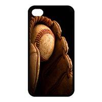 TPU baseball iphone case - Fashionable Baseball Pattern Hybrid TPU Plastic Shell for iPhone s s c plus Case Cover