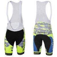 Wholesale 2015 Team Saxo Bank Tinkoff Bib Shorts Cycling Jersey Bib Shorts Bike MTB Wear Summer Short Sleeve Cycling Clothing