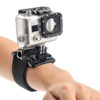 Wholesale Gopro Camera Diving Housing Case Waterproof Case Wrist Strap Band Mount for HD Hero Cameras