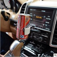 Wholesale 300pcs CCA3372 Hot Sale Universal Car Bracket CD Slot Vehicle Mount Holder for Mobile Phone GPS Degree Rotatable Car Use Phone Holder