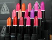 Wholesale 2015 New Christmas Gift Colors Korean Brand Women CE Lip Gloss Moisturizer Lipstick Waterproof Long lasting Cosmetic Nude Makeup