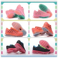 athletic training products - New Product Running Shoes Fashion Women s Top Quality Running Sneakers Sports Shoes Athletic Max Shoes Pink Orange Blue Black Training
