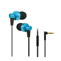 order free cell phones - High Definition Awei ES900i In Ear Earphone with Mic Headset Headphone For iPhone iPod Samsung HTC Colors Mixed Order
