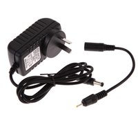 Wholesale AC V Converter Adapter Charger Power Supply DC x2 MM X0 MM V A Charger AU Plug