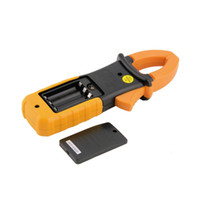 amp clamp meter - 1pc Digital Clamp Meter DC AC Volt AC Amp Ohm Tester MS2008A Counts LCD Hot Worldwide