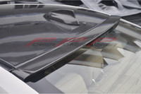 Wholesale Carbon Fiber Roof Spoiler AC Style Full add on For BMW F30 Series