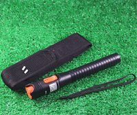 Wholesale AUA mW MW KM Visual Fault Locator Fiber Optic Laser Cable Tester Test Equipment