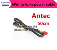 antec power supply - Hot sale pin to pin power cable For Antec ECO Power supply module cable video card cm order lt no track